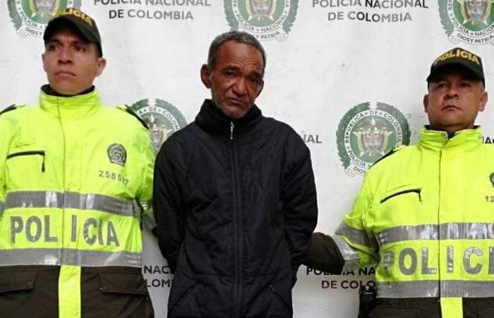 El hombre está condenado a 10 años y 11 meses de prisión. Foto: Twitter