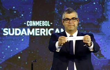 Así quedaron las llaves de los equipos colombianos en Copa Sudamericana