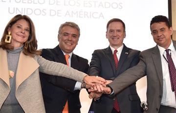 ¡Más ayuda! EE.UU. entregó 160 millones de dólares para la paz en Colombia