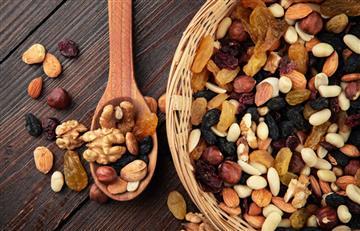 Incluir porciones de frutos secos durante el embarazo puede ser muy positivo