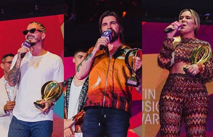 Estos son los ganadores de los Premios Heat 2019