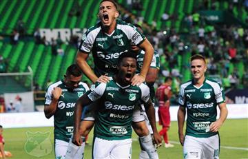 Deportes Tolima y Deportivo Cali repartieron puntos en Ibagué