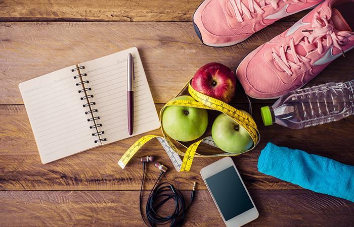 Sin ir al gimnasio puedes poner tu cuerpo en forma. Foto: Shutterstock