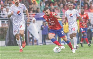 Deportivo Pasto sigue imparable en el Grupo A