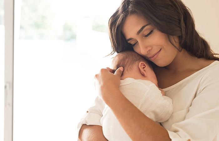 Ponte en forma después de dar a luz. Foto: Shutterstock