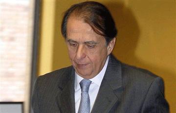 ¡A La Picota! Revocan prisión domiciliaria a Alberto Santofimio