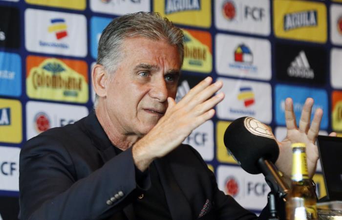 Copa América: Carlos Queiroz respondió todos los interrogantes en rueda de prensa