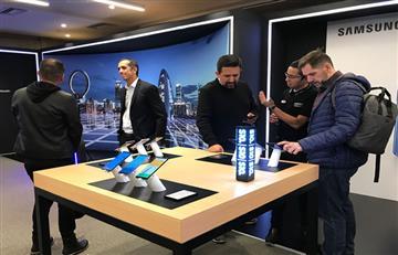 Descubre la conectividad en todos los sentidos de la mano de Samsung