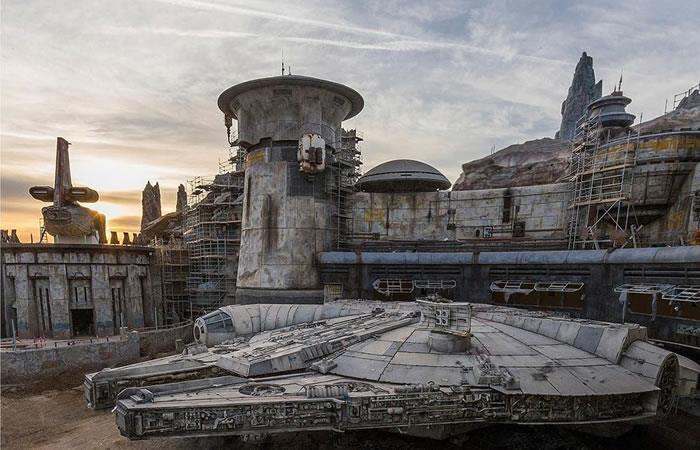 'Star Wars: Galaxy Edge' será el nuevo parque temático de Disney