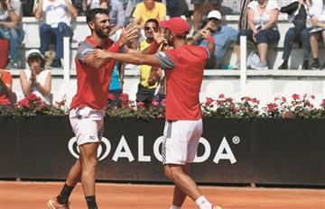 [VIDEO] ¡Colombian Power! Cabal y Farah clasifican a semifinales del ATP Masters 1000 de Roma