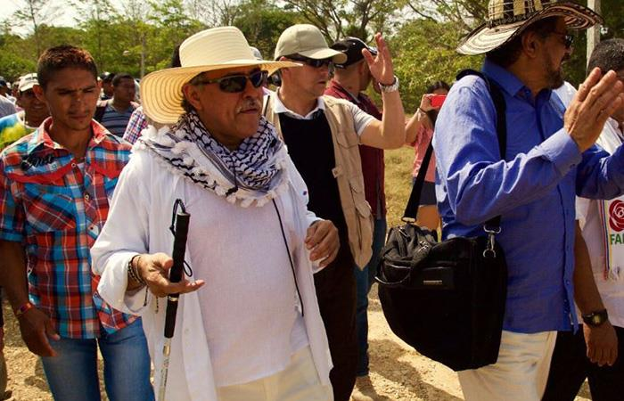 Defensa de Jesús Santrich interpone hábeas corpus para lograr su libertad