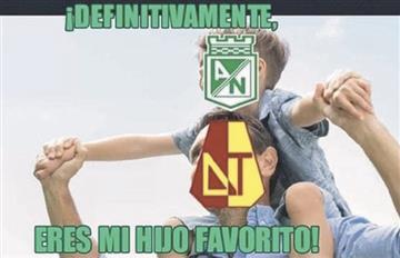 Los mejores memes de la derrota de Nacional ante Deportes Tolima