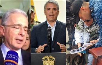 ¿Cuáles han sido las distintas reacciones por el caso Santrich?