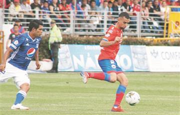 Deportivo Pasto y Millonarios repartieron puntos en Ipiales