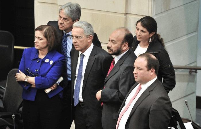 Uribe y la justicia colombiana
