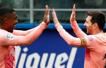 Así concluyó Barcelona su participación en LaLiga
