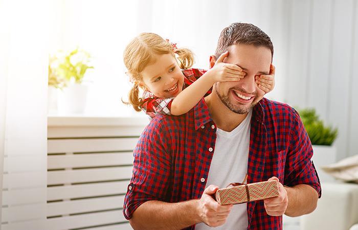 Haz feliz a tu papá. Foto: Shutterstock