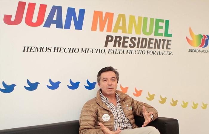 Condenan a exjefe de campaña Santos