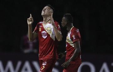 [VIDEO] ¡Buen trabajo! Rionegro Águilas derrota al histórico Independiente en Sudamericana