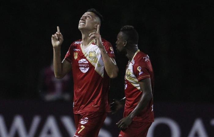 Copa Sudamericana: Águilas derrota al histórico Independiente