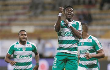 Copa Sudamericana: Sigue EN VIVO ONLINE el partido entre Equidad y Deportivo Santaní