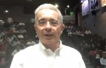 Esta fue la respuesta de Álvaro Uribe al senador de las FARC