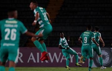 Equidad venció sin problemas a Santaní en la Copa Sudamericana