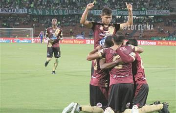 Copa Sudamericana: Sigue EN VIVO ONLINE el partido entre Argentinos Juniors y Deportes Tolima