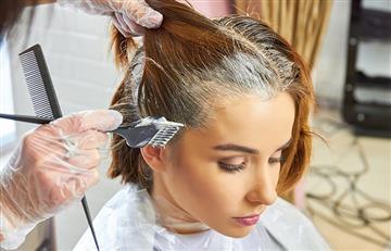 ¿Pintas tu cabello con frecuencia? Descubre si tienes canas o cáncer