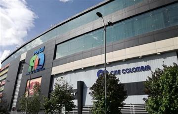 [ATENCIÓN] Hombre cayó desde el quinto piso de centro comercial en Bogotá