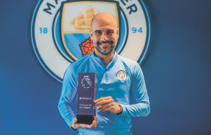 ¿'Pep' se va o no se va de Manchester City?