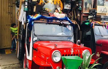 ¡Historia pura! Buscan que el Jeep Willys sea declarado patrimonio colombiano