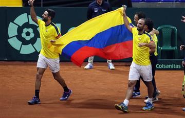 """Entrevista: """"Roland Garros por ser el único en arcilla, es algo especial"""" dicen Cabal y Farah"""