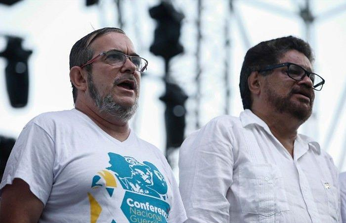 Timochenko rompe relaciones con Iván Márquez