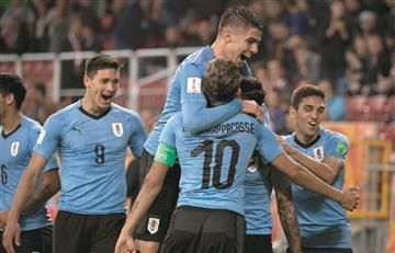 Uruguay demostró categoría ante Noruega en el Mundial Sub 20