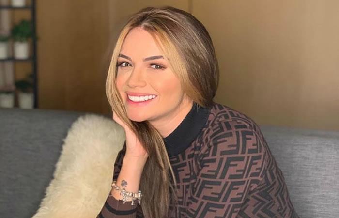Sara Uribe regresaría a uno de los programas más exitosos de Caracol. Foto: Instagram
