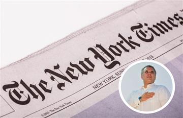 """""""No tenemos una agenda política"""": La dura respuesta de NY Times a las críticas del gobierno Duque"""