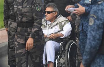 """Las pruebas de """"incidencia"""" de Santrich no permiten su extradición"""