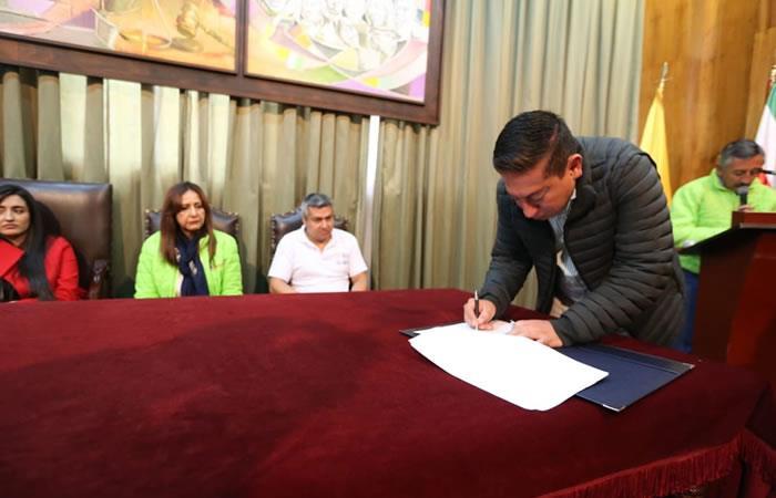 Boyacá, primer departamento del país en prohibir el asbesto