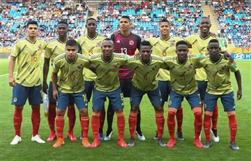Así fue la primera derrota de Colombia en el Mundial Sub-20