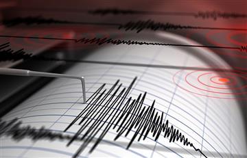 ¿Lo sintió? Fuerte temblor sacudió a Colombia este domingo