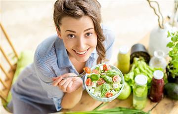 ¿Es posible llevar una dieta sin consumir verduras o ensaladas?