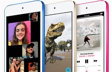 Regresa el iPod Touch: Mejorado y con más rendimiento