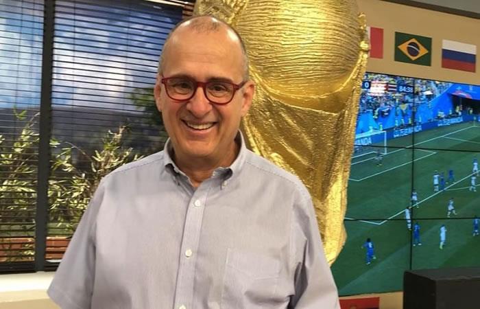 Jota Mario regresa al Canal RCN y este sería su cargo