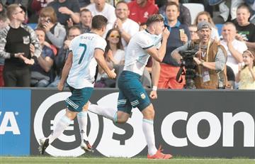 Argentina suma su segunda victoria en el Mundial Sub 20