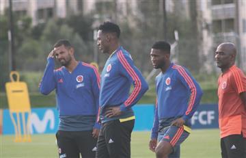 Estos son los jugadores que se sumaron a la Selección Colombia en Bogotá