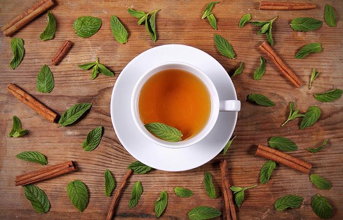El té es una de las bebidas mejor aliadas para bajar de peso. Foto: Shutterstock