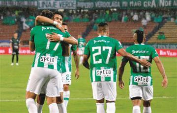 Atlético Nacional busca romper su mala racha ante Deportes Tolima
