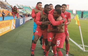 Panamá venció a Arabia Saudita y se clasificó a octavos de final del Mundial Sub 20