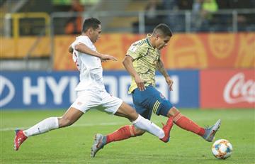 Así se prepara la Selección Colombia Sub 20 para enfrentar a Nueva Zelanda